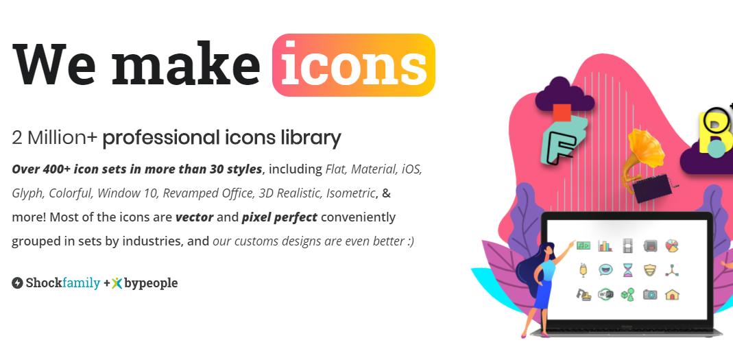 موقع iconshock